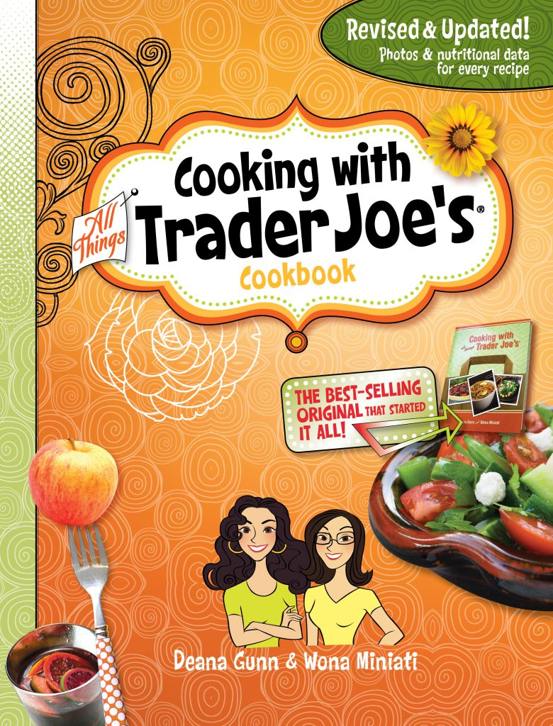 Cooking with trader joe's cookbook amazon
