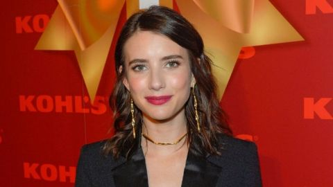 Emma Roberts Just Traded In Her Brown Hair for Honey Blonde | StyleCaster