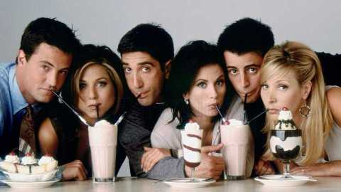 The Best 'Friends' Bloopers of All Time, Plus Details From 'Friends: Behind Closed Doors' | StyleCaster