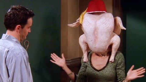 Every Thanksgiving Episode Of 'Friends' In Order Of Best To...Least Best | StyleCaster