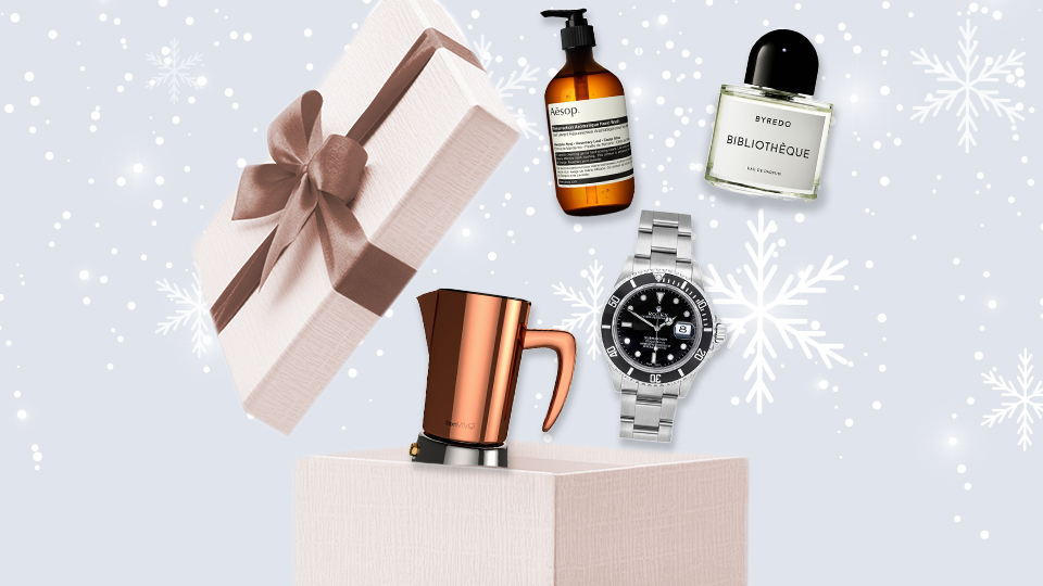 The Best Gifts for All the Guys On Your Holiday Shopping List