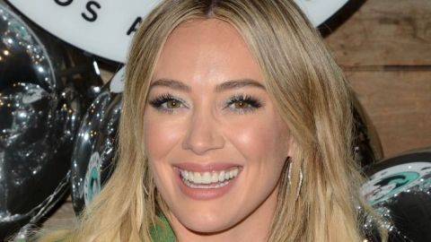Hilary Duff's Wedding Gown Had The Sweetest Tribute To Her Kids Luca & Banks | StyleCaster