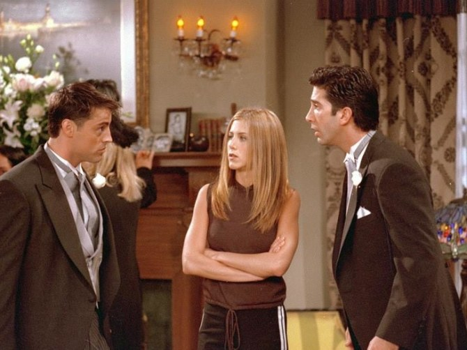 joey rachel ross friends Sorry, But Rachel Should Have Ended Up With Joey