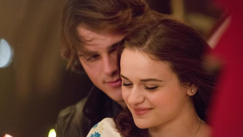 Joey King and Jacob Elordi of Kissing Booth 2