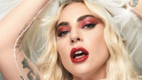 Lady Gaga Is Gifting Us Sparkly Lipstick for the Holidays | StyleCaster