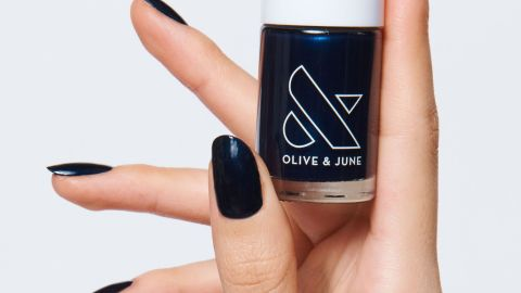 Olive & June's Holiday Collection Is a Totally Unexpected Moody Vibe | StyleCaster