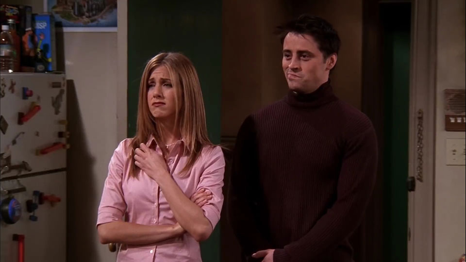 Sorry, But Rachel Should Have Ended Up With Joey   StyleCaster