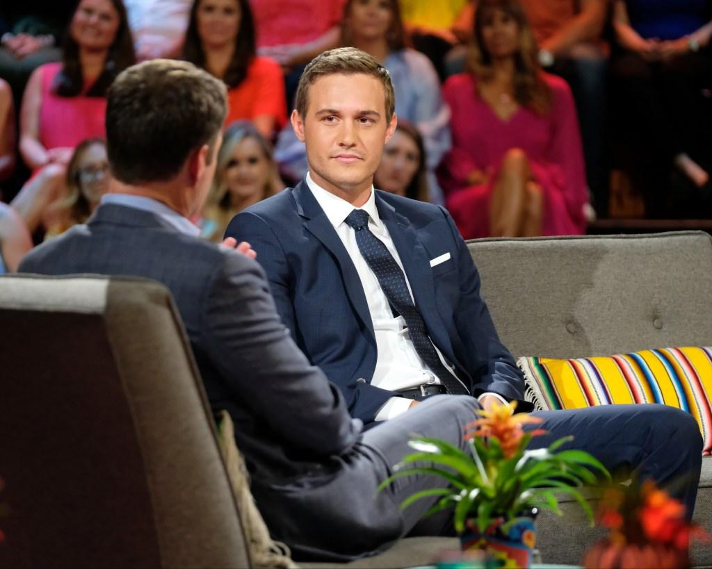 The Bachelor: Peter