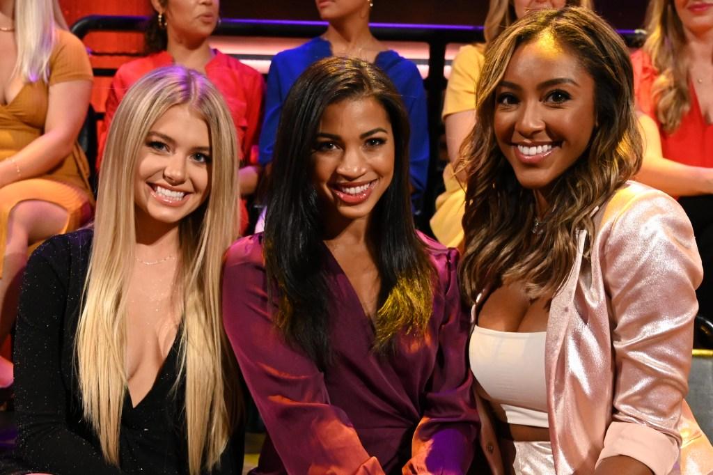 The Bachelorette: Demi, Katie, Tayshia