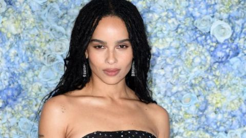 Zoë Kravitz Just Chopped Her Hair Into a Pixie and It Looks Amazing | StyleCaster