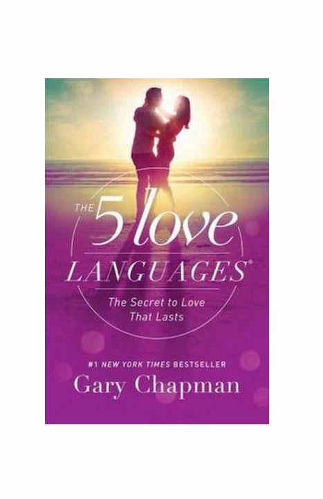 5 lingue d'amore La stagione del fidanzamento;  Leggere questi libri prima di fare il nodo