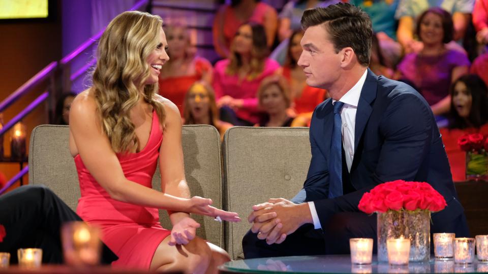 Bachelorette: Tyler Cameron and Hannah Brown