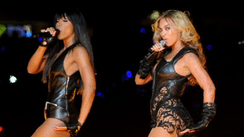 Beyoncé & Kelly Rowland Were Sexually Harassed by Another Band at 16 Years Old | StyleCaster