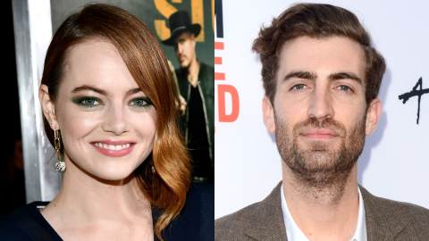 Everything to Know About Emma Stone's New Fiancé Dave McCary | StyleCaster