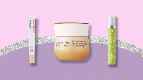 The Best K-Beauty Eye Creams For Gentle, But Effective Hydration | StyleCaster