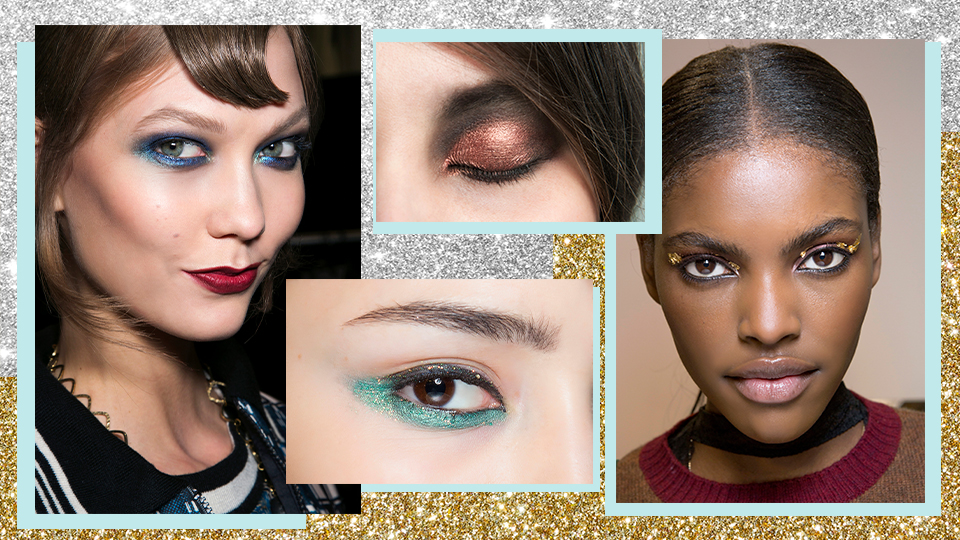 10 Seriously Bold Eye Products for Creating a Glam, Foiled Eyeshadow Look