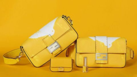Fendi Just Rolled Out the First-Ever Fragrance-Infused Handbags | StyleCaster