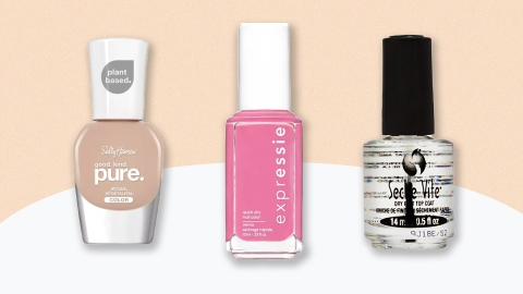 5 Gorgeous Color Combo Ideas For Your Updated French Manicure | StyleCaster