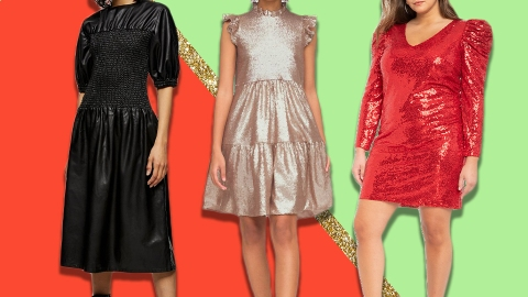 19 Stunning Holiday Party Dresses That Will Steal the Show This Season | StyleCaster
