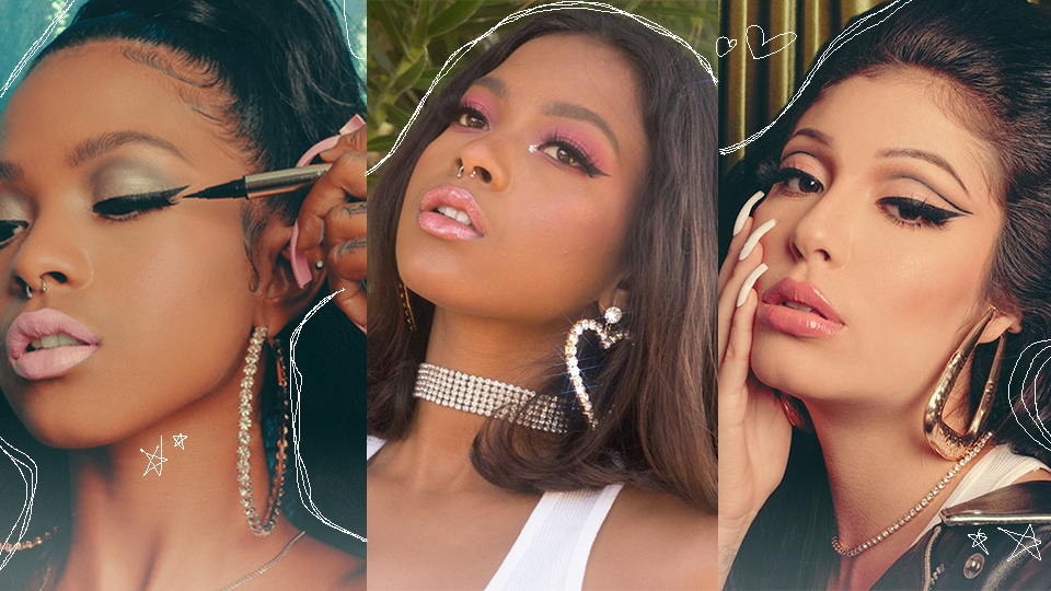 Wings Sharp, Mouth Smart—Sweet Street Cosmetics is a Love Letter to Chicana Culture