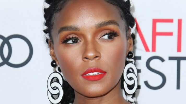 Janelle Monae Dyed Her Armpit Hair Neon and Fans Are Loving It