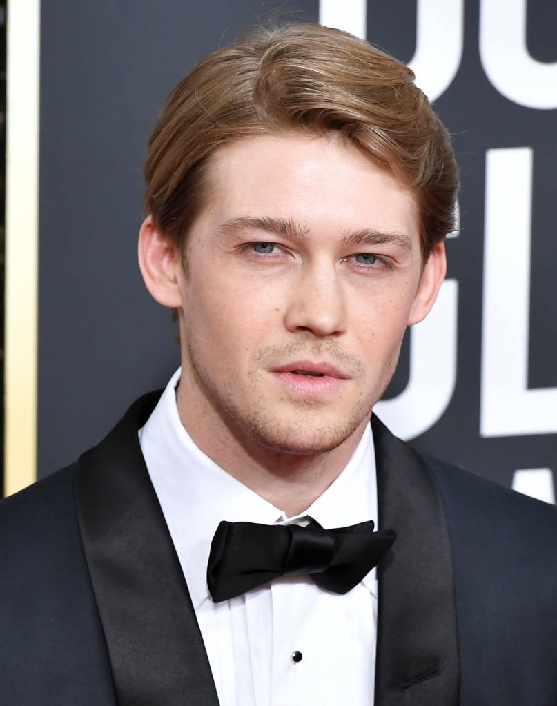 Joe Alwyn, 2020 Golden Globes