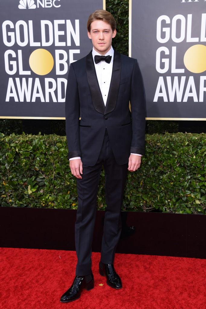 Joe Alwyn, Golden Globes 2020