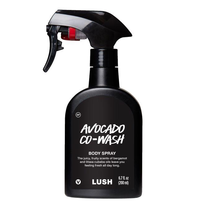 lush avocado co wash