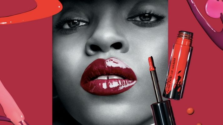 M.A.C.'s Newest Lipstick Is Its Most Glossy and Shiny Yet