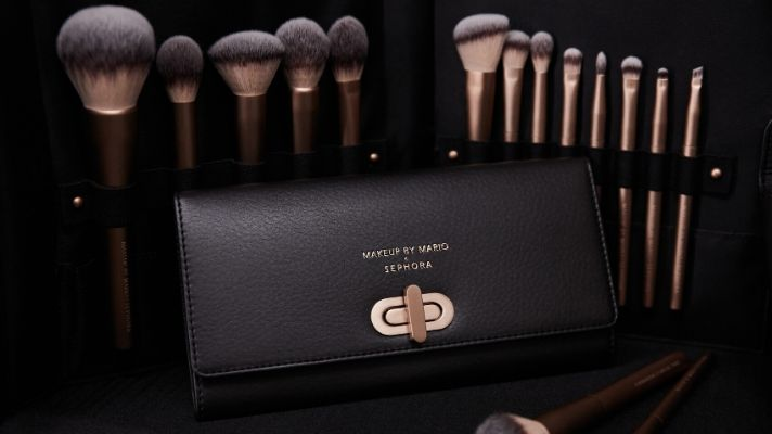 Kim Kardashian's Makeup Artist Is Launching a Brush Collection With Sephora
