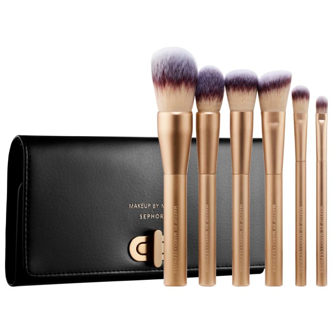 makeup by mario brush set