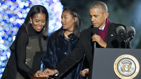 Michelle Obama Says There Were Definitely Tears When She Dropped Sasha Off At College | StyleCaster