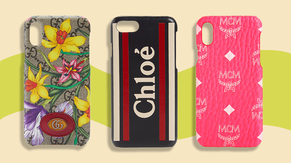 These Luxe Designer Phone Cases Are Cheaper Than a New Bag