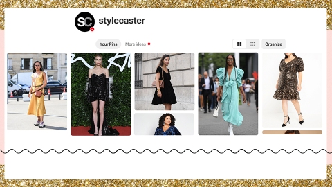 Every Chic Holiday Dress Trend, According to Pinterest | StyleCaster
