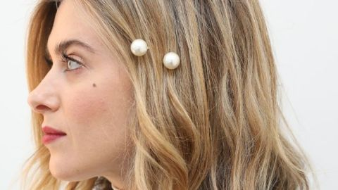 R+Co's New Hair Accessories Will Upgrade Any Holiday Party Look | StyleCaster