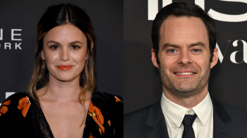 Rachel Bilson & Bill Hader Are Maybe Dating & They Met in the Wildest Way | StyleCaster