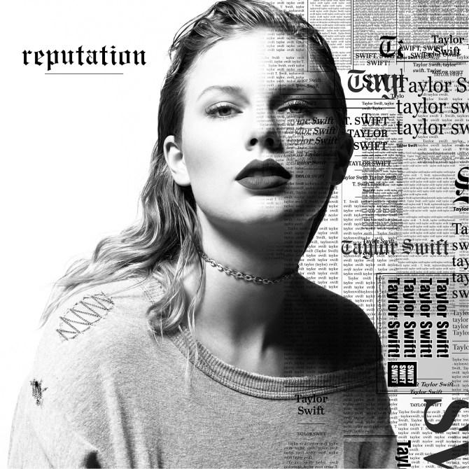Reputation - Taylor-Swift