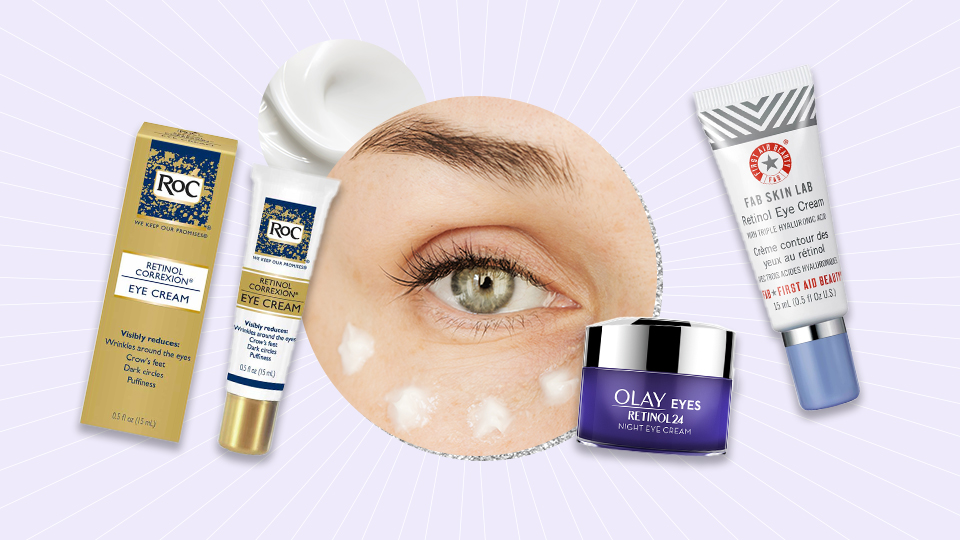 Hands Down, These Are the Best Retinol Eye Creams With Promising Reviews