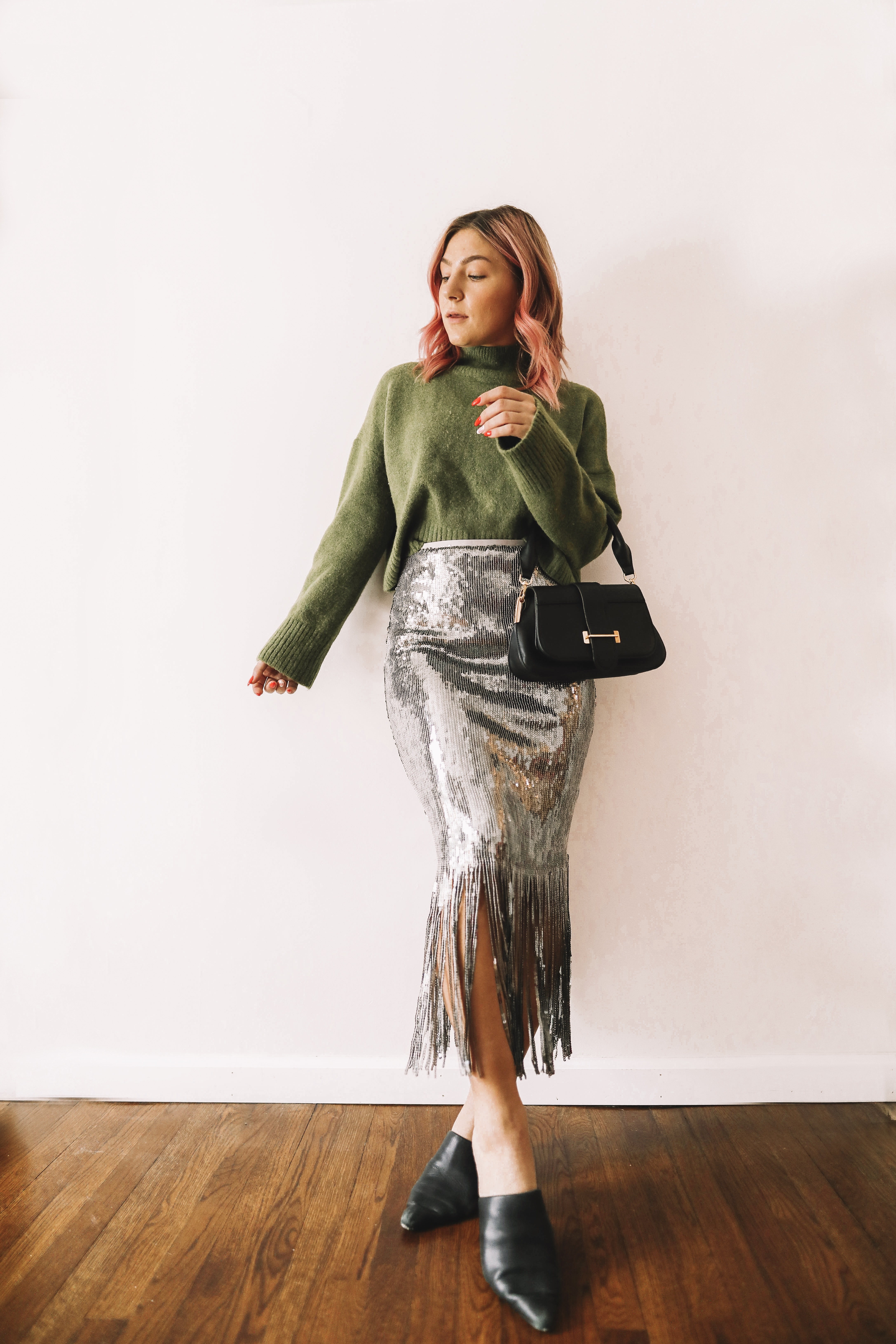 sequins 5 7 Ways to Wear Sequins Without Looking Tacky AF