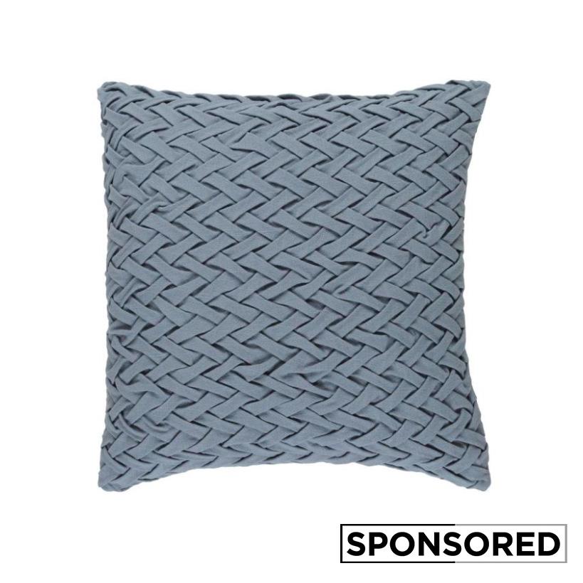 lagom decor bendmore slate pillow