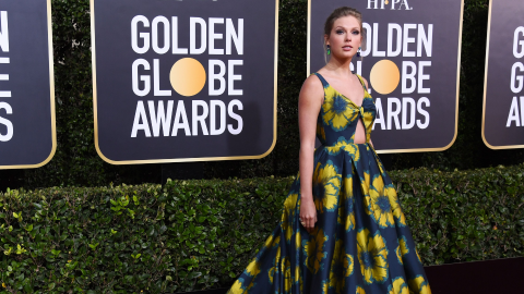 Taylor Swift & Joe Alwyn Took Date Night To The Next Level At The Golden Globes | StyleCaster