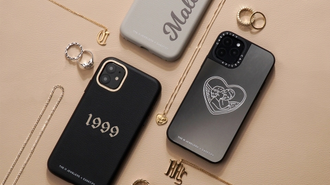 The M Jewelers and CASETiFY Just Made *the* Chicest Phone Cases I Ever Did See | StyleCaster