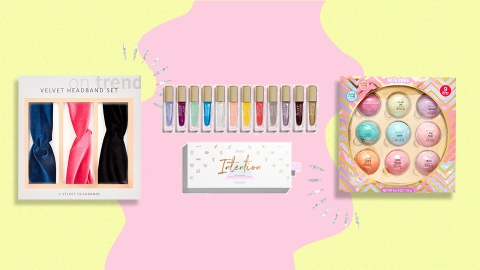 Cutesy Holiday Beauty Gifts for Shoppers On a Time Crunch and Strict Budget | StyleCaster