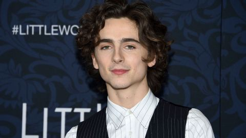 Timothée Chalamet Carried a Keychain Like a Purse on the Red Carpet, and I Am Deceased | StyleCaster