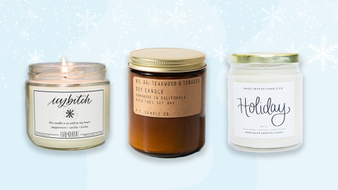 17 Winter Candles That'll Keep You Feeling Cozy All Season Long | StyleCaster
