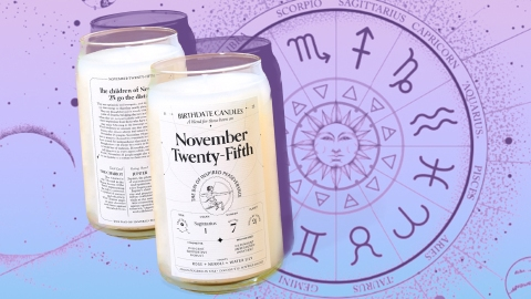 15 Astrology Gifts Perfect For The Zodiac-Lovers In Your Life | StyleCaster