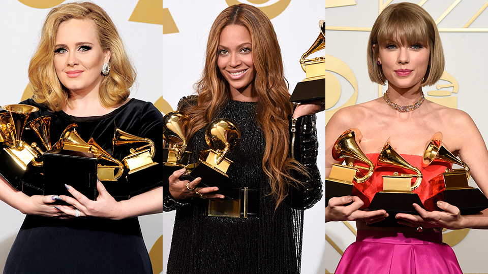 Female Artist With the Most Grammys
