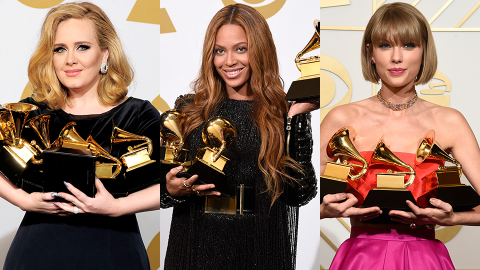 Beyoncé Is the Most Awarded Woman in Grammys History—Here's Who's Close to Her Record | StyleCaster