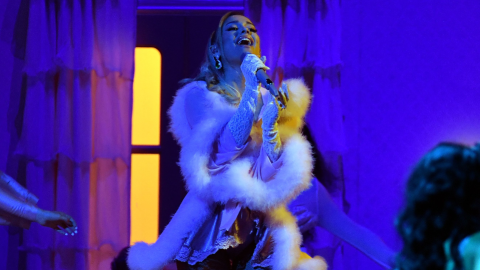 Ariana Grande's Grammys Performance Was Total Shade at Pete Davidson   StyleCaster