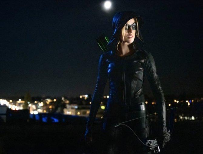 Arrow, Mia Smoak